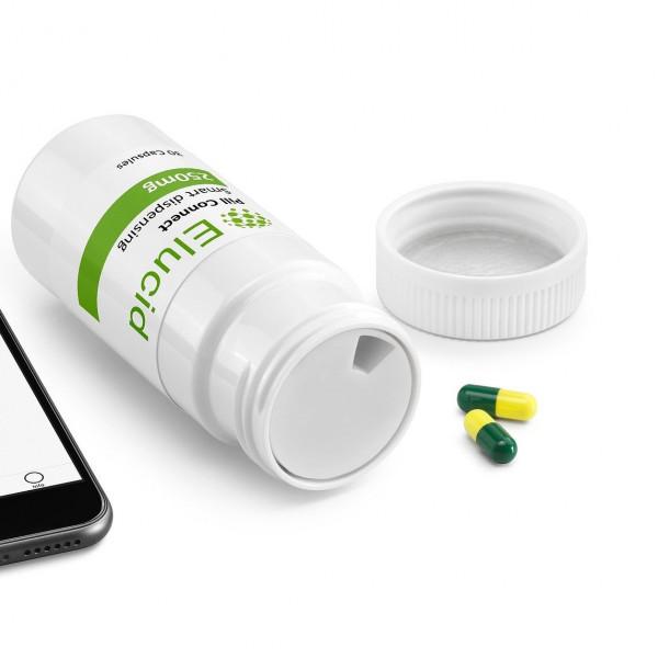 Картинка анонса новости Разработана «умная таблетница» для забывчивых пациентов