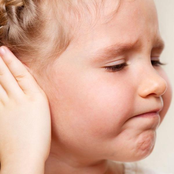 Картинка анонса статьи Профилактика отита у детей. Как могут помочь пробиотики?