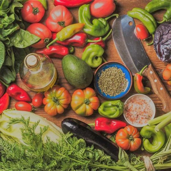 Картинка анонса новости Большое количество растительной пищи в рационе защищает от сахарного диабета