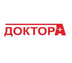 """Логотип медицинского учреждения Тюменский медицинский клинико-диагностический центр """"Доктор-А"""""""