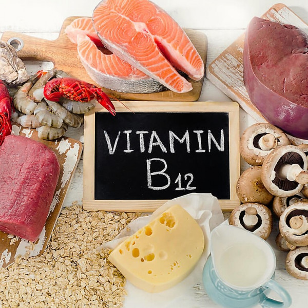 Картинка анонса статьи Нехватка витамина Б12