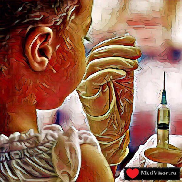 Картинка анонса статьи Прививка от пневмококка: когда ставить? Безопасна ли она?