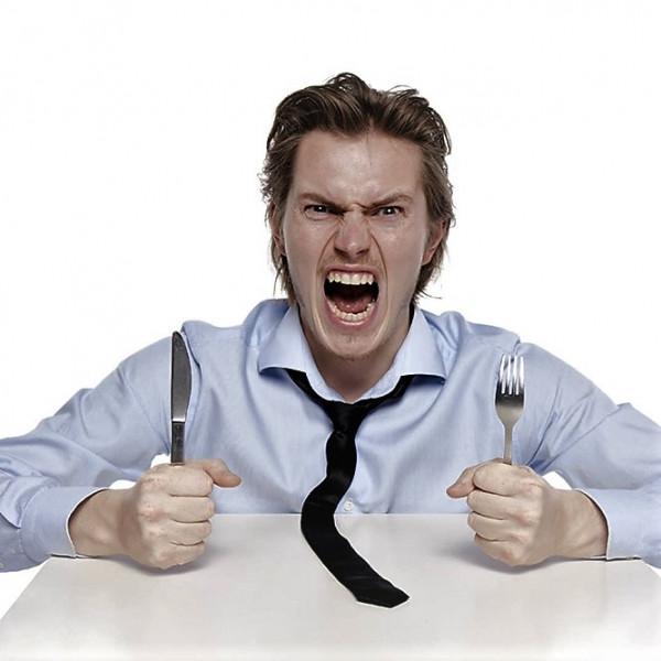Картинка анонса статьи Почему голодный человек – злой? Откуда берется «злой голод»